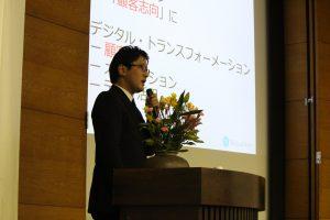 井上祥先生の写真